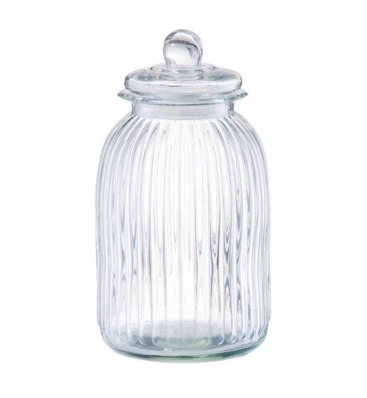 ZELLER NOSTALGIE Pojemnik z pokrywką 4800 ml / szkło