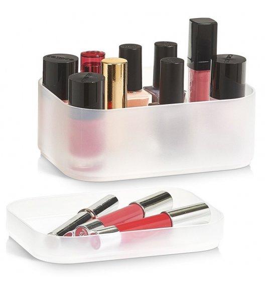 ZELLER 3-częściowy organizer na kosmetyki S / tworzywo sztuczne