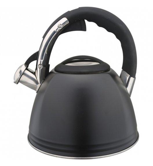 KonigHOFFER FIRENZE BLACK Czajnik ze stali nierdzewnej 2,5 L / indukcja