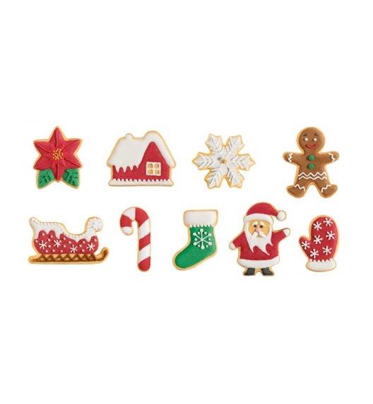 TESCOMA DELICIA Foremki bożonarodzeniowe do wykrawania 9 szt / 630901.00