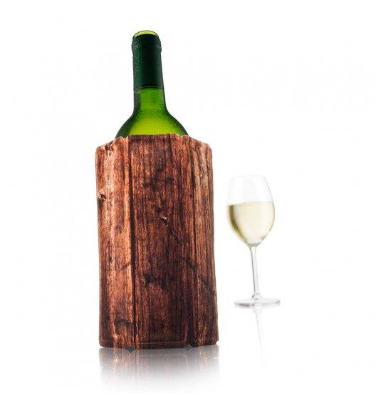 VACU VIN Aktywny schładzacz do wina Drewno / tworzywo sztuczne / LENA