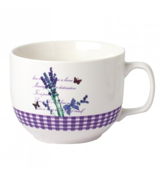 TADAR LAVANDA Kubek 450 ml / porcelana Bon China