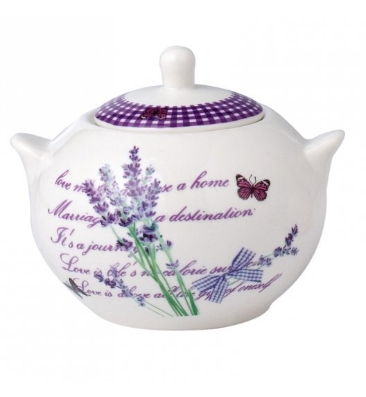 TADAR LAVANDA Cukiernica 230 ml / porcelana Bon China