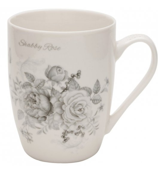 TADAR SHABBY ROSE Kubek 340 ml / porcelana Bon China
