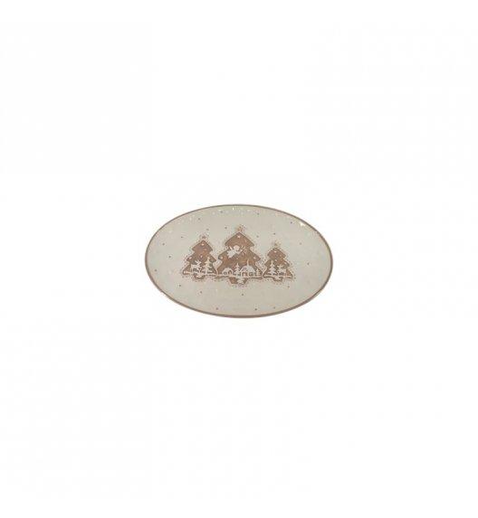 TADAR CHOINKA Talerz / półmisek ozdobny 37 cm / ceramika
