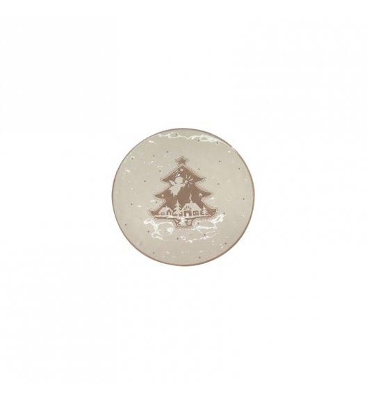 TADAR CHOINKA Talerz ozdobny 31 cm / ceramika