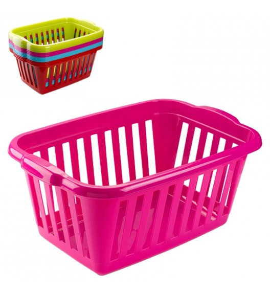 TADAR LAVAGGIO Kosz na pranie / do przechowywania / mix kolorów