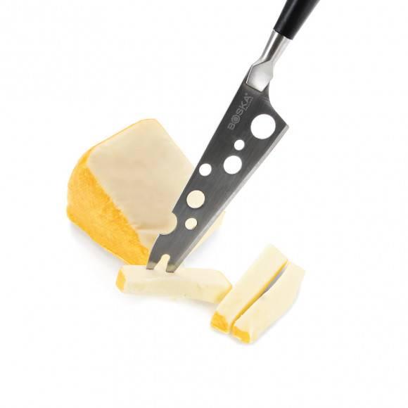 BOSKA AMSTERDAM Nóż do sera cheesy / stal nierdzewna + tworzywo / LENA