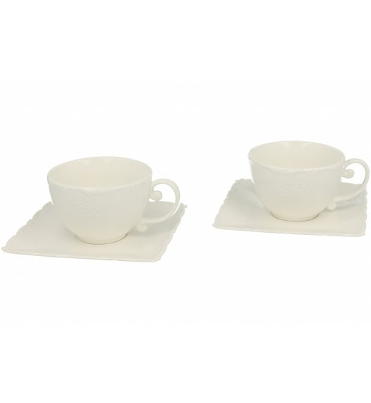 DUO FISCHER Komplet 2 filiżanek 100 ml / porcelana