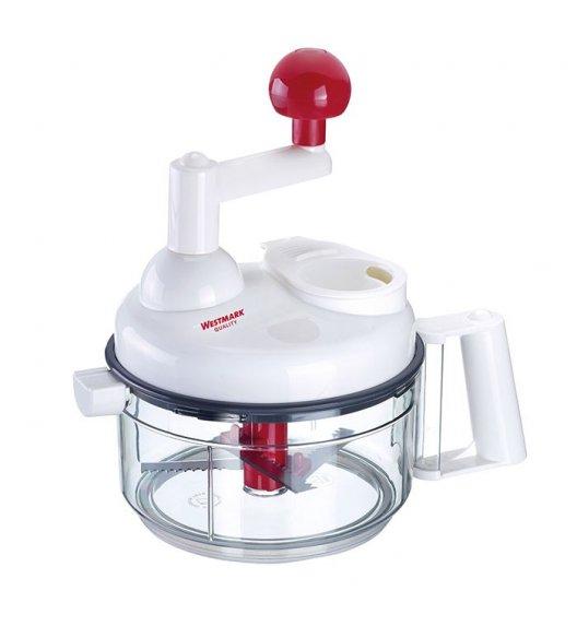 WYPRZEDAŻ! WESTMARK Robot kuchenny MULTI-KULTI / Stal nierdzewna