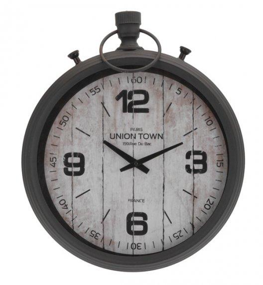 WYPRZEDAŻ! HOME & STYLING COLLECTION Zegar ścienny 40 x 47 cm / London look / Koopman