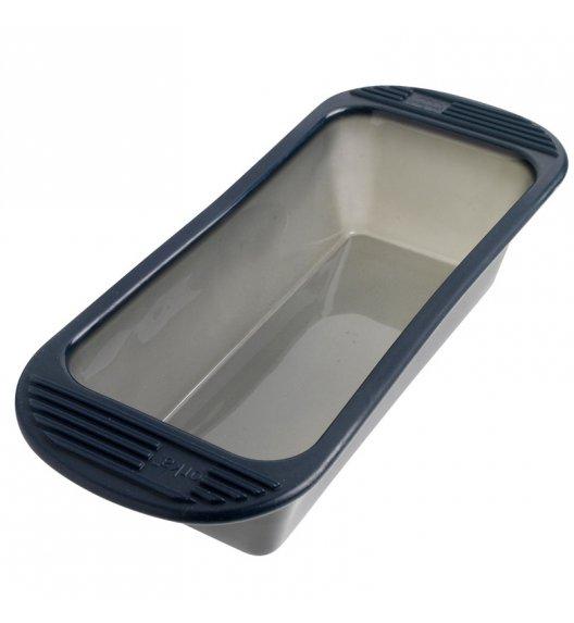 MASTRAD Forma podłużna do ciasta / keksówka / tworzywo sztuczne / ciemnoszary / LENA