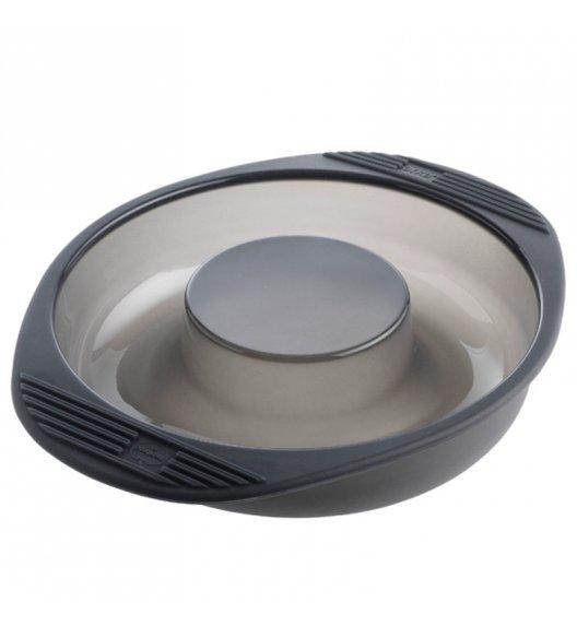 MASTRAD Okrągła forma do ciasta / tworzywo sztuczne / ciemnoszara / LENA