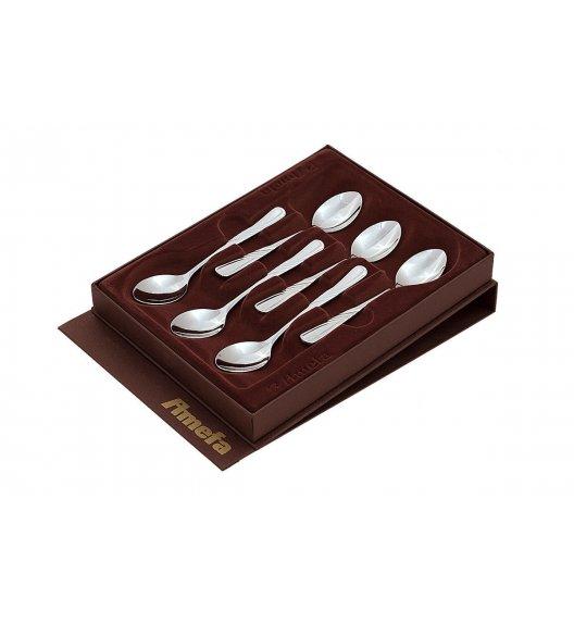 AMEFA HELMA Komplet 6 łyżeczek do kawy (połysk) / pudełko / wieczysta gwarancja