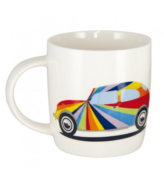 VW Collection BRISA Kubek Beetle Stripes 370 ml / porcelana / LENA