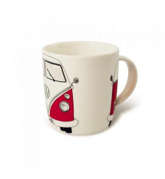 VW Collection BRISA Kubek Bus Red 370 ml / porcelana / LENA