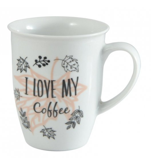 TADAR FALL MY COFFEE Kubek 330 ml / porcelana