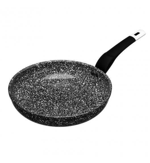 KönigHOFFER KINGSTONE Patelnia aluminiowa, głęboka z powłoką ceramiczną 26 cm / indukcja