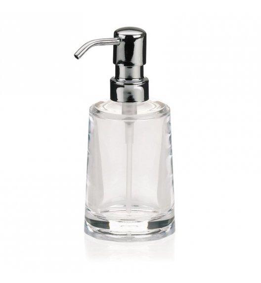 WYPRZEDAŻ! KELA Akrylowy dozownik na mydło SINFONIE 225 ml / FreeForm