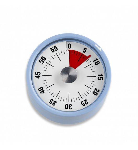 ADE Minutnik mechaniczny z magnesem ⌀ 6 x 3,5 cm / niebieski / FreeForm