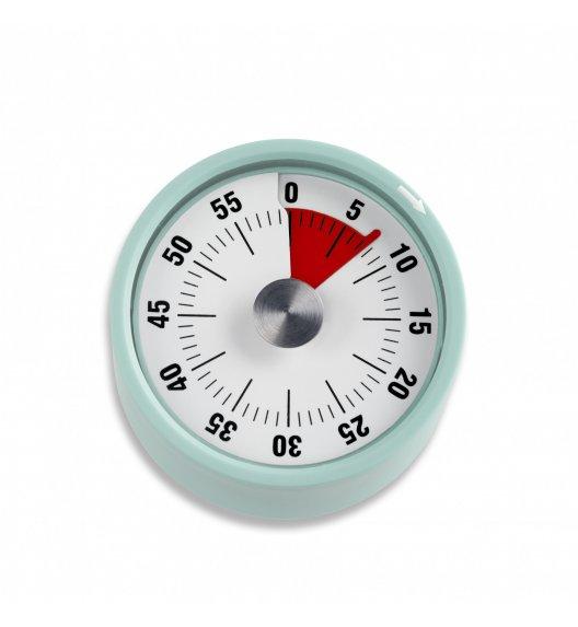 ADE Minutnik mechaniczny z magnesem ⌀ 6 x 3,5 cm / zielony / FreeForm