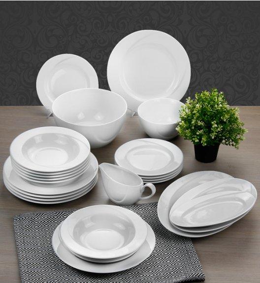 CHODZIEŻ VEGA Serwis obiadowy 44 el / 12 osób / porcelana
