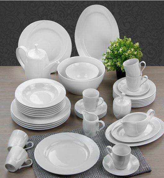 CHODZIEŻ VEGA Serwis obiadowy 83 el / 12 osób / porcelana