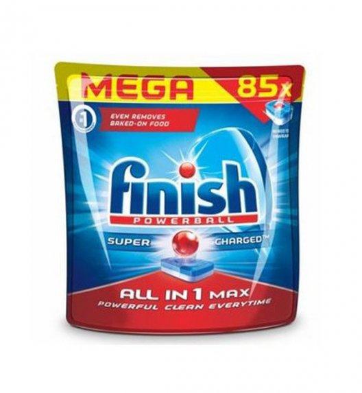 FINISH POWERBALL Tabletki do zmywarek ALL IN 1 Max / 85 szt.