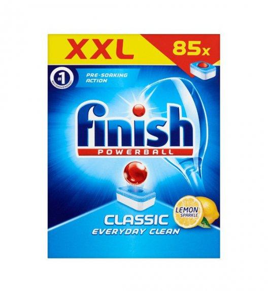 FINISH POWERBALL Tabletki do zmywarek CLASSIC 85 szt. / Lemon