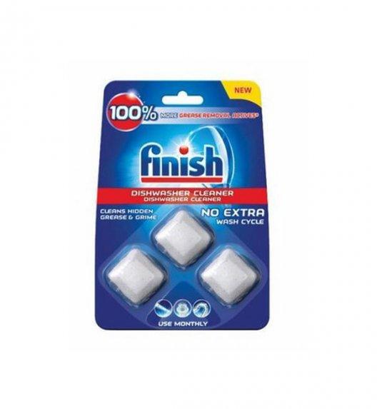 FINISH Tabletki do czyszczenia zmywarek 3 szt.