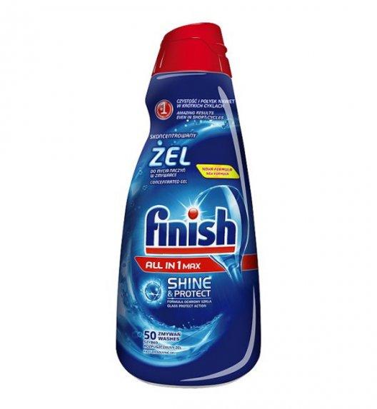 FINISH Żel do mycia naczyń w zmywarkach ALL IN 1 Max / 1000 ml / 50 zmywań