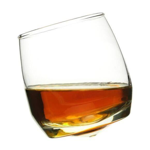 WYPRZEDAŻ! SAGAFORM CLUB Bujające się szklanki do whiskey 6 szt. / FreeForm