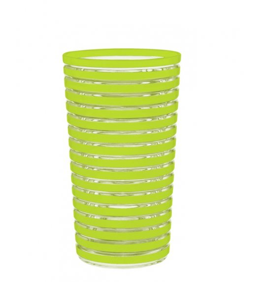 WYPRZEDAŻ! ZAK! DESIGNS SWIRL Kubek na zimne napoje, zielony, 360 ml /Btrzy
