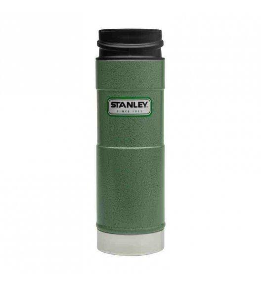 WYPRZEDAŻ! STANLEY CLASSIC Stalowy kubek termiczny w kolorze zielonym 0,47 l / FreeForm