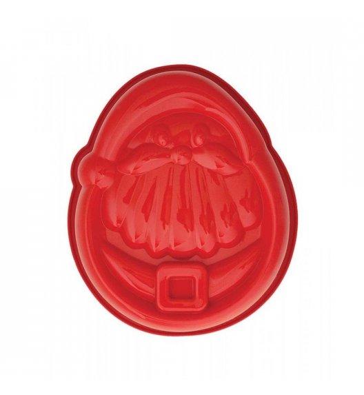 WYPRZEDAŻ! PAVONIDEA SANTA CLAUS Forma na ciasto / silikon / Btrzy