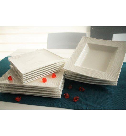 DUO RITZ Komplet obiadowy 12 elementów dla 4 osób / porcelana