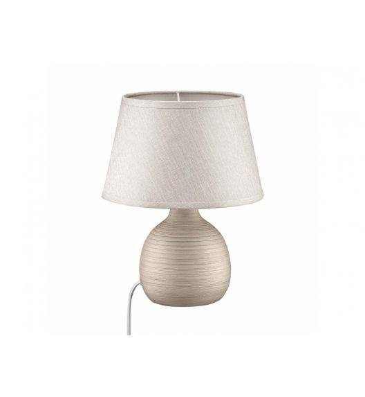 DOMOTTI LIVING Lampka stojąca 20 x 28 / złota / ceramika / 69202