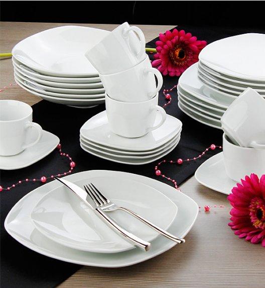 ARZBERG FINO Niemiecki serwis obiadowo-kawowy + Lubiana 31 el  / 6 os / porcelana / GRATIS!