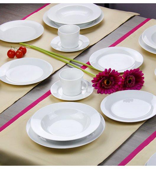 ARZBERG CLASSICO Niemiecki serwis obiadowo-kawowy + Lubiana 31 el / 6 os / porcelana + GRATIS!