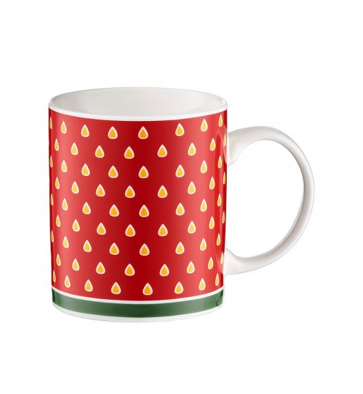 DOMOTTI JUICY Kubek Truskawka 350 ml / porcelana / 39944