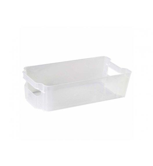 DOMOTTI NATI Pojemnik do lodówki 32 x 16 cm / biały / 698553