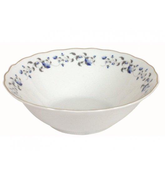 DOMOTTI IRYS Salaterka 23 cm / porcelana / 63165