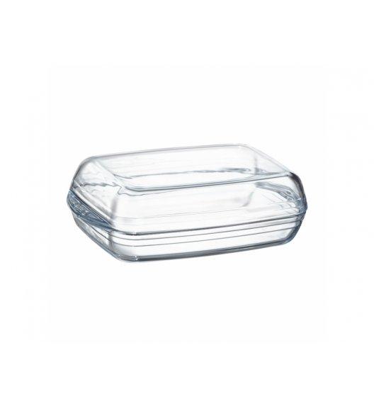 AMBITION EXCELLENT Naczynie żaroodporne prostokątne 5,2 L / szkło / 40495