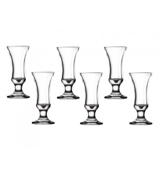 AMBITION VILLA Komplet 6 kieliszków do wódki 28 ml / 74821 / szkło