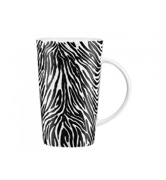 AMBITION ANIMAL ZEBRA Kubek 430 ml / porcelana / 39934