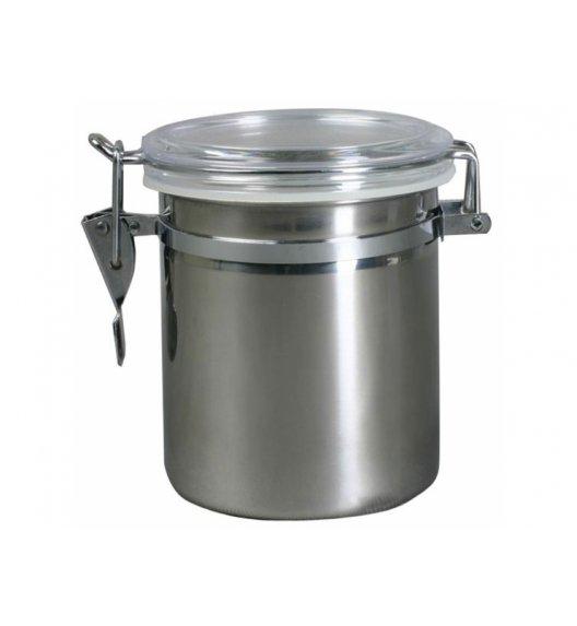 AMBITION AXUS Pojemnik hermetyczny 600 ml / stal nierdzewna / szary / 29358