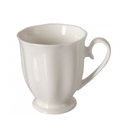 AMBITION DIANA Kubek 300 ml / biały / porcelana / 62943