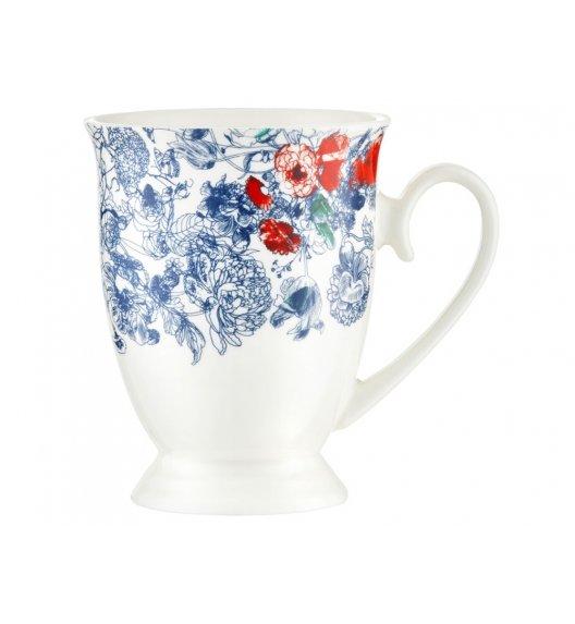 AMBITION DIANA Kubek 300 ml / niebieskie kwiaty / porcelana / 63462