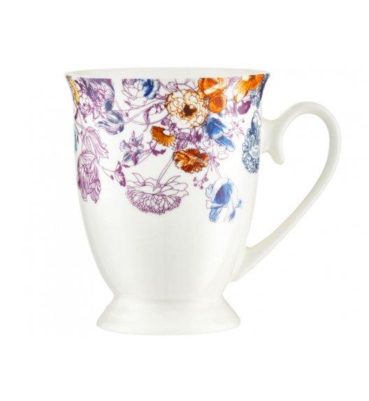 AMBITION DIANA Kubek 300 ml / różowe kwiaty / porcelana / 63461