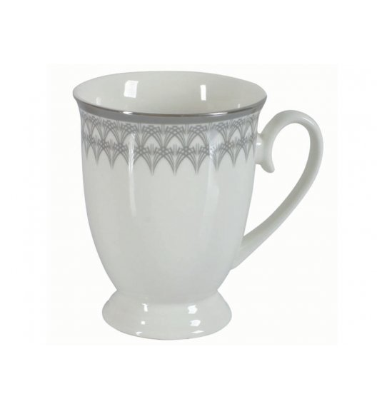 AMBITION DIANA 1 Kubek 300 ml / platyna / porcelana / 62949
